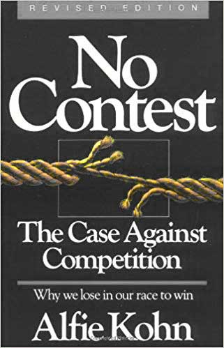 Book cover: No Contest by Alfie Kohn