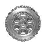 Illustration: passover plate