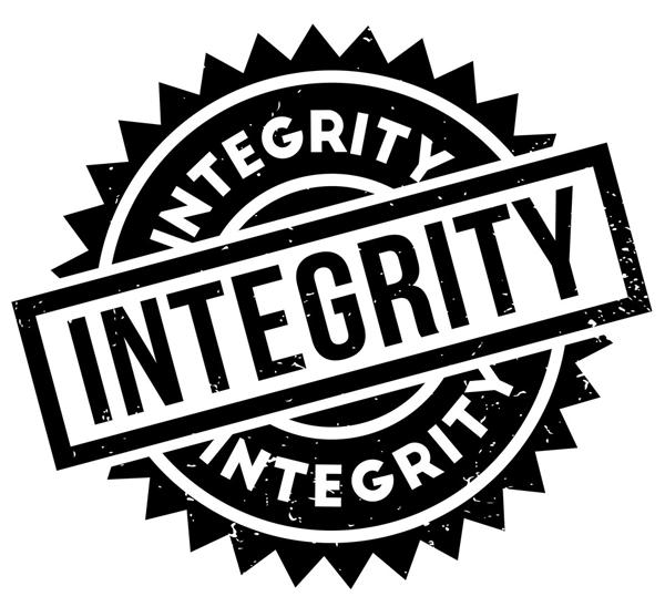 integrity יוצר אמון