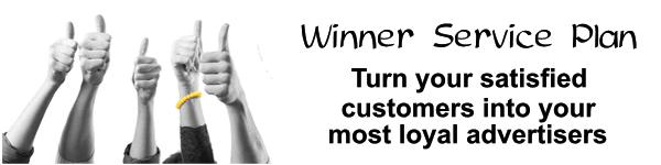 Winner service plan