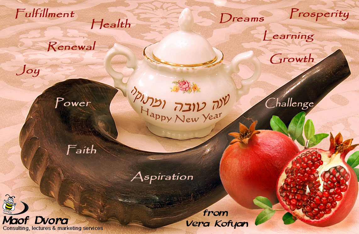 Rosh HaShana greetings