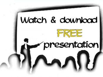 Illustration: free presentation to watch and download