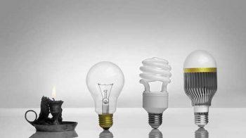 קדמה: שינויים ברעיון התאורה
