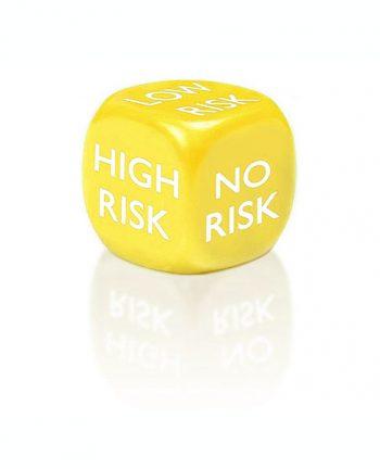אילוסטרציה: חשיבה מבוססת סיכונים - סיכונים בדרגה שונה
