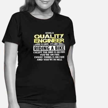 QA Engineer t-shirt